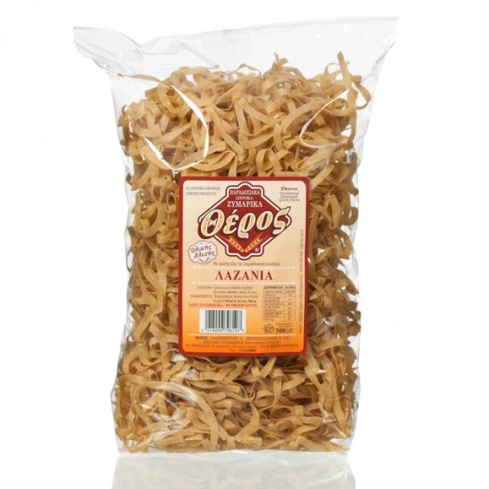 Wholemeal tagliatelle 500 gr - Theros